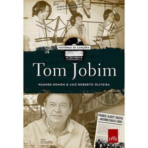 Livro Histórias de Canções Tom Jobim