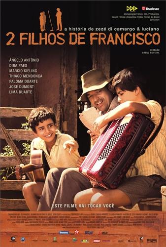 Poster 2 Filhos de Francisco