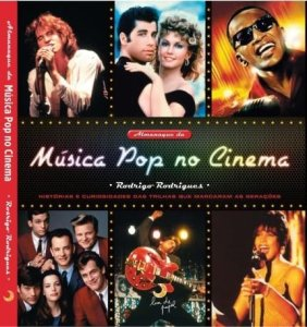 "Livro ""Almanaque da Música pop no Cinema"""