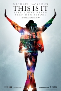 Poster Michael Jackson - This is it