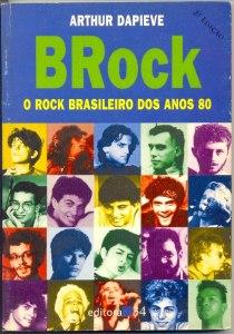 Capa do Livro BRock