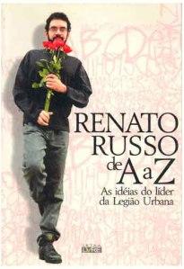 Capa do Livro Renato Russo de A a Z