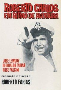 Poster do Filme Roberto Carlos em Ritmo de Aventura