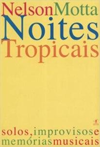Livro Noites Tropicais